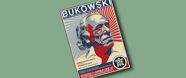 """""""A chi Bukowski?"""", il vecchio Hank a CasaPound fa impazzire la sinistra in rete: «I fascisti se ne appropriano»"""