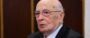 """Giorgio Napolitano debutta in tv. E sceglie il salotto """"amico"""" di Fazio per farlo"""