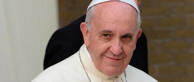 Papa Francesco: un divorziato che prende la comunione non fa nulla di male