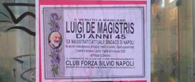 Pesci d'aprile: De Magistris morto, Fiorito sindaco e Renzi che diventa leghista