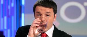 """Def, Renzi ostenta sicurezza: «Le coperture ci sono». E Brunetta gli regala """"Il grande imbroglio"""""""
