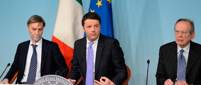 """Renzi a """"Porta a Porta"""": il patto con Berlusconi regge, le riforme non salteranno"""