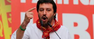 """Il Carroccio all'amatriciana. Salvini """"confessa"""": «Amo Roma, Totti e i rigatoni. Se cacciano Marino, poi…»"""