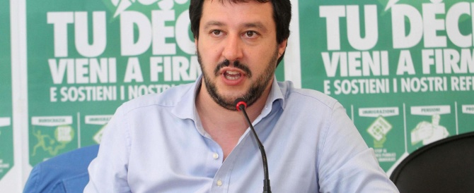 Salvini a Berlusconi: «Scelga, o me o Alfano». Ma apre sulle Regionali