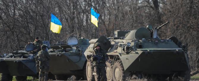 Il premier ucraino a Roma: «L'Occidente ci difenda». Il G7 dispone sanzioni diversificate