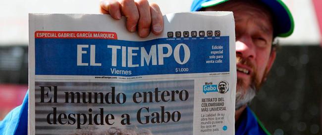 «Uno scrittore ridicolo, cortigiano di Castro». Quelli fuori dal coro su Gabriel García Márquez