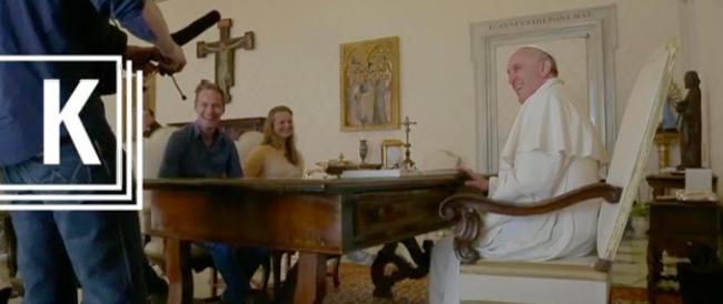 Il Papa ai giovani: «Parlo dei poveri perché seguo il Vangelo, non perché sono comunista…»