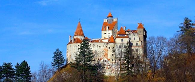 Il castello di Dracula in Transilvania in vendita per ottanta milioni di dollari