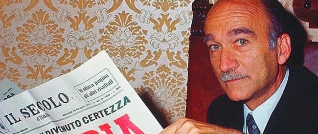 """Almirante, un """"patrimonio"""" di tutti: a cent'anni dalla nascita iniziative in tutta Italia della Fondazione An"""