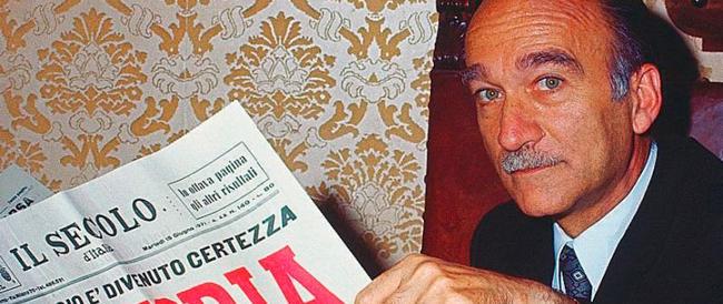 Il 22 maggio a Milano la prima manifestazione nazionale in ricordo di Giorgio Almirante
