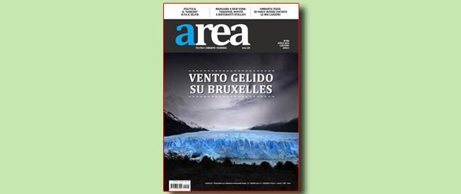 """""""Area"""" in edicola: dalla storia segreta dell'euro a Bukowski passando per il narciso del """"selfie"""""""