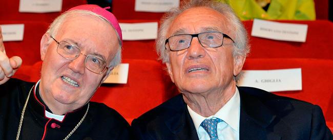 """Bufera giudiziaria su Bazoli, il banchiere """"cattolico"""" amico e sponsor di Prodi…"""