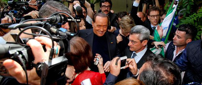 """Berlusconi: «Si faccia luce sul """"golpe"""". Perché tutti sapevano che Monti sarebbe diventato premier?»"""