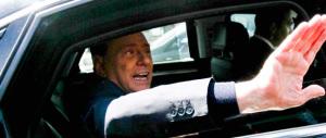 Da Berlusconi primi aiuti ai malati di Alzheimer. Poi un videomessaggio: «Un tetto alla pressione fiscale»