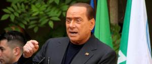 Berlusconi: c'è il pericolo di una svolta autoritaria. E non esclude il ritorno alle larghe intese