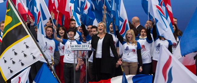 Mentre sta scegliendo, questa Europa si sta sciogliendo. Anzi, è già evaporata
