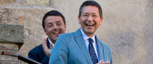 La vendetta di Marino su Renzi: «È malato di bulimia del potere»