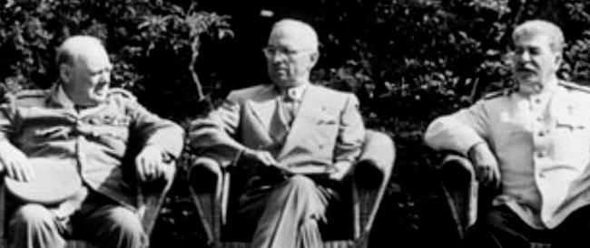 """Dopo il voto ci sarà un """"Trattato di Yalta all'italiana"""" per salvare il Paese dal caos"""