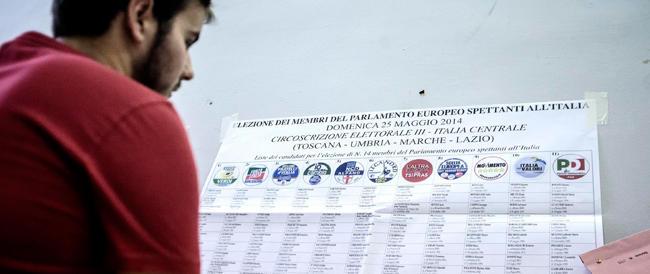 Elezioni europee. Proiezioni: Renzi smantella Grillo, centrodestra da rifondare