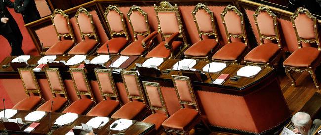 Gasparri e Calderoli: querela a Renzi per tutelare la credibilità del Senato. Interviene Grasso: vi invito a recedere