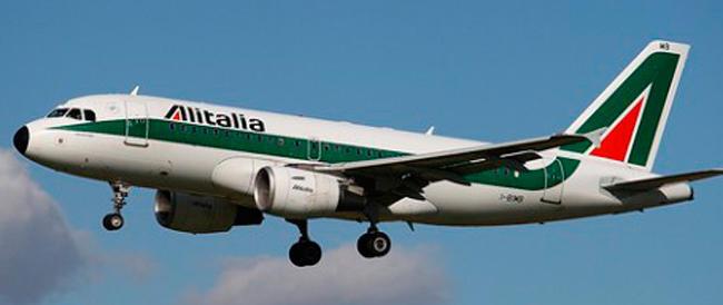 Rimbocchiamoci le maniche e lottiamo per il futuro di Alitalia