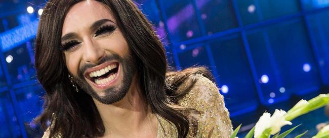 La drag queen trionfa all'Eurovision. Un'altra vittoria del pensiero unico che non ama le differenze…
