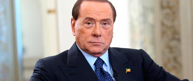 Berlusconi a tutto campo: con Renzi al governo? Vedremo dopo il voto. I sondaggi mentono