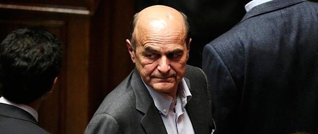 Bersani diventa renziano, forse pensando al Colle