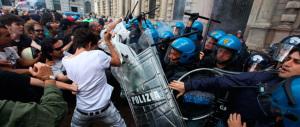 """Un altro sabato a rischio violenza per la Capitale: piazza Navona """"concessa"""" all'ultrasinistra"""