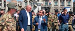 Fratelli d'Italia ad Alfano: «Impossibile raggiungere un'intesa se appoggi Renzi»
