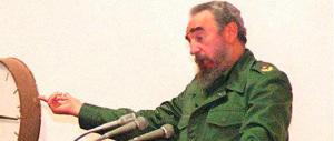 Cuba in ginocchio si aggrappa alla festa per i 90 anni di Fidel Castro