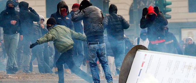 Manifestazione dei Forconi a Torino, quattro arresti per gli scontri di dicembre