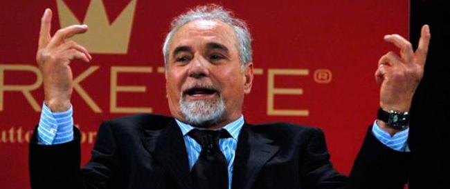 """Greganti intercettato: «Ho finito ora una riunione in Senato…». La """"cupola"""" aveva preteso 2 milioni di tangenti"""