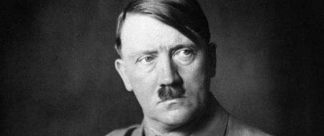 E nella campagna elettorale fa irruzione il volto sulfureo di Hitler