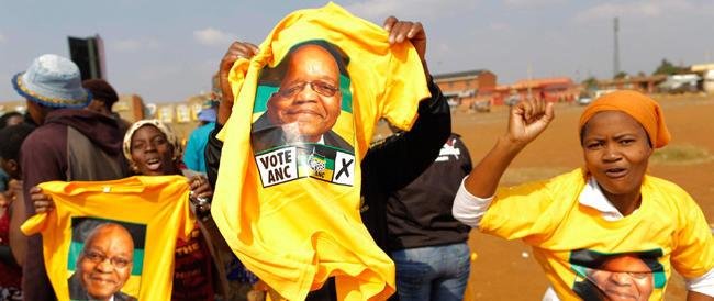 Cinque mogli, venti figli e premier: il Sudafrica nelle mani di Zuma, leader in declino