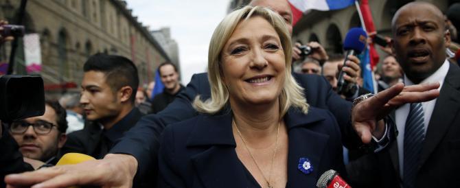 Il Front National primo nei sondaggi: con il 24%, straccia gollisti e socialisti