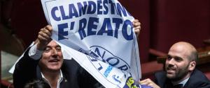 Immigrazione, primi espulsi: quattro deputati leghisti da Montecitorio. «Vietato dissentire dal governo»
