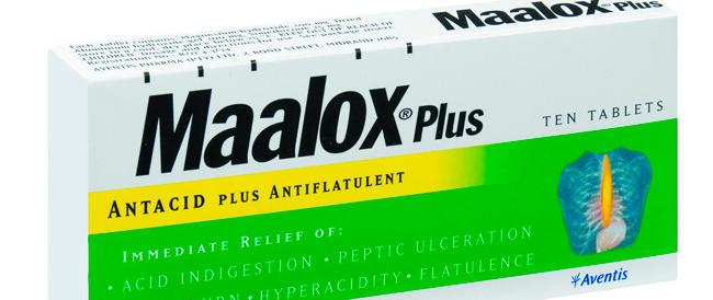 La Tachipirina è il farmaco più venduto, il Maalox di Grillo è solo 26° in classifica