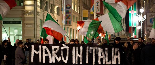 Il 14 giugno una marcia a Roma per i nostri due marò trattenuti in India senza processo