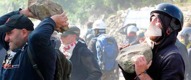 Ultrasinistra: per 4 ultras No Tav il Pg della Cassazione chiede l'accusa di terrorismo