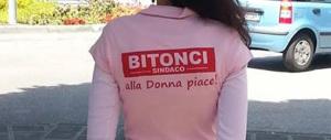 Padova: «Bitonci? Alla donna piace…». Parola delle Sorelle d'italia