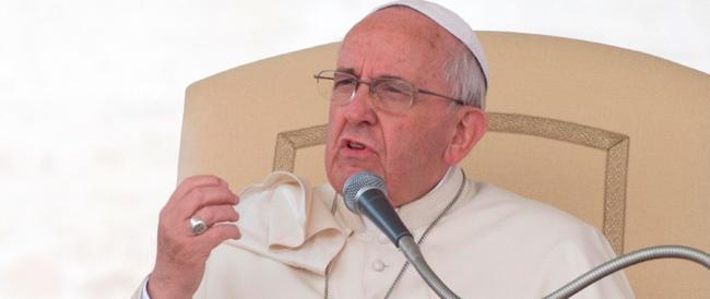 Partita della pace, il Papa ai calciatori: «Le religioni non siano mai un veicolo di odio»