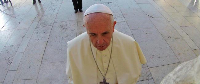 Il Papa torna a invocare la pace in Medio Oriente: «Non lasciate soli Abu Mazen, Peres e me»