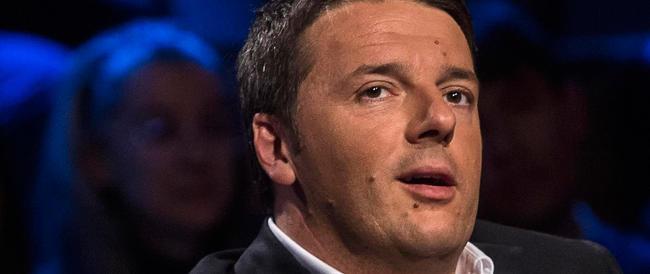 Battibecco Renzi-Floris sui tagli in Rai. Il premier fa il verso a Grillo sugli sprechi del servizio pubblico
