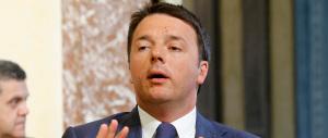 Conti in rosso, Renzi all'angolo: «Resto ottimista, escludo una manovra bis»
