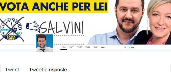 Euroscettici in movimento a Bruxelles: Salvini vede Le Pen, Grillo pranza con Farage