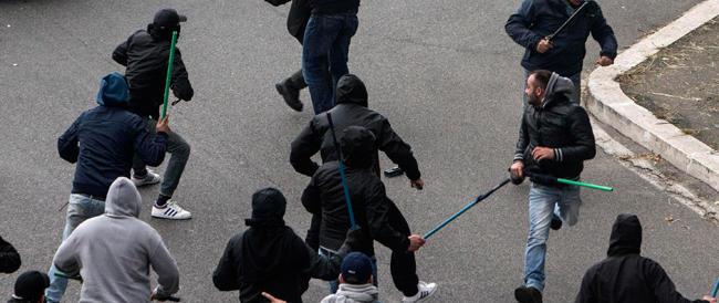 Rissa fra ultrà: una sola pistola ha sparato, sempre gravissimo il tifoso del Napoli