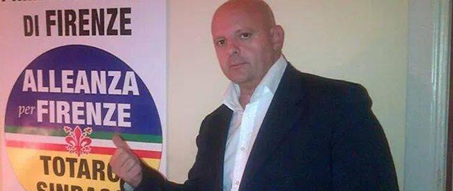 La corsa di Achille Totaro (FdI) per strappare Firenze ai renziani: «Il mio slogan? Prima vengono i fiorentini…»