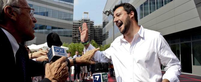 Salvini: il presidenzialismo non è la priorità. Il centrodestra pensi a immigrazione, Europa e tasse