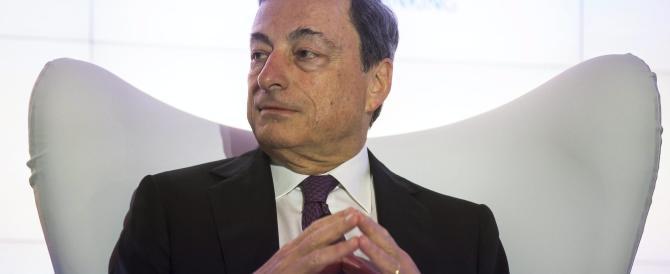 Draghi conferma: la ripresa c'è ma è ancora troppo debole
